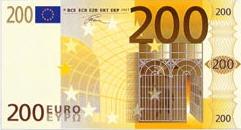 Billet200euros